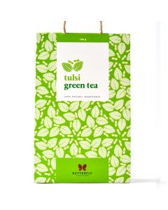 Butterfly Ayurveda Tulsi green tea-100gm