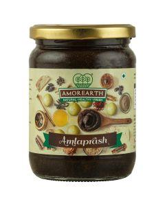 Amorearth Amlaprash (Limited Edition Chyawanprash) -500 gms