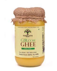 Vanalaya Organic Desi Gir Cow Ghee-400ml