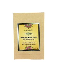 Vedatika Hearbals Radiant Face feed-5gm