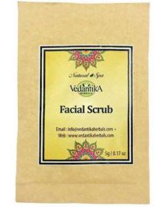 Vedatika Hearbals facial scrub-5gm