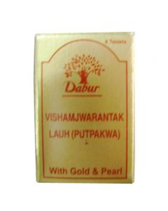 Dabur Vishama Jwarantak Lauh-8 Tab