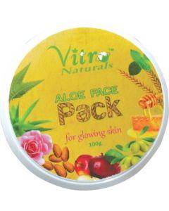 Vitro Aloe Face Pack-100gm