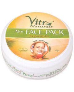 Vitro Aloe Face Pack-400gm