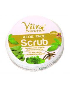 Vitro Aloe Face Scrub-400gm