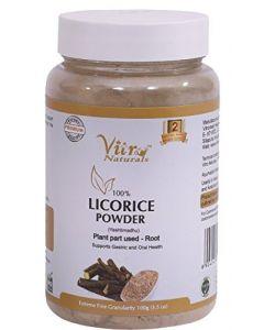 Vitro Naturals Licorice Powder-100gm