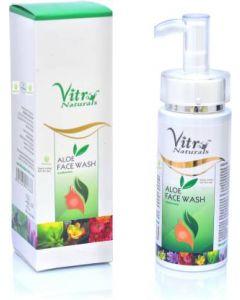Vitro Premium Aloe Face Wash-150ml