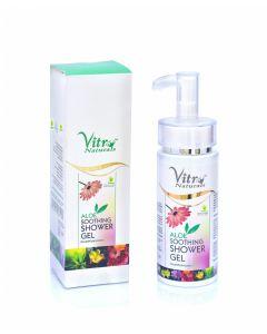 Vitro Premium Aloe Soothing Shower Gel-150gm