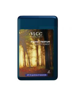 Vlcc Pocket Perfum Woody Forest-22ml Pack of 3pc