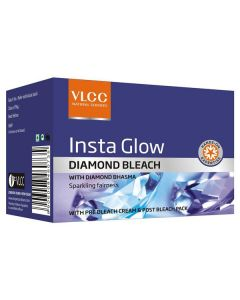 Vlcc Insta Glow Daimond Bleach-402gm