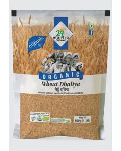 24  Mantra wheat daliya-500 gms