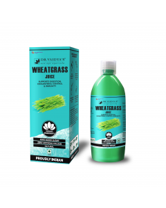 Dr. Vaidya's Wheatgrass Juice - 1 Litre
