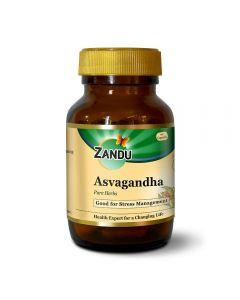 Zandu Single Herb Ashwagandha-55tablets