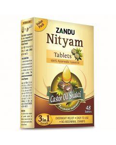 Zandu Nityam Tablet-48tab