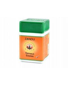 Zandu Triphala Churna-50gm pack of 3
