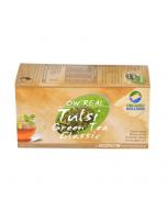 Organic Wellness Real Tulsi Green Tea Classic-25 Tea Bags