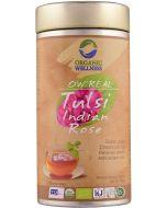 Organic Wellness Real Tulsi Indian Rose-100gm Tin