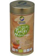 Organic Wellness Real Tulsi Moringa-100gm Tin