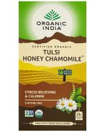 Organic India Tulsi, Honey Chamomile-25 Tea Bags