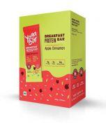 Yogabar Breakfast Bar-Apple Cinnamon Protein Bar-6pc